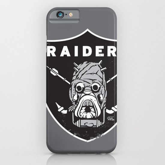 Tusken Raider Nation Pride iPhone & iPod Case