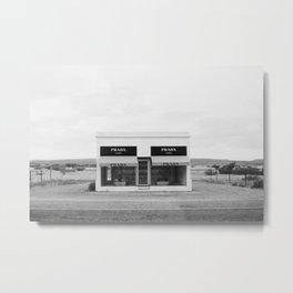 Highway 90 II Metal Print