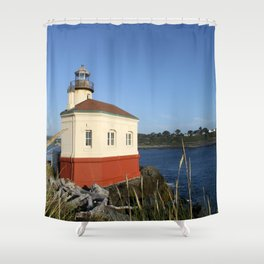 A Sailor's  Guide Shower Curtain