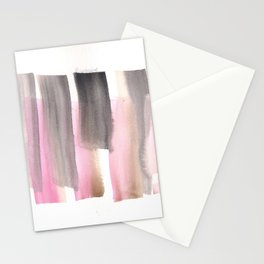 [161228] 28. Abstract Watercolour Color Study|Watercolor Brush Stroke Stationery Cards