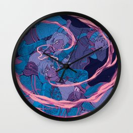 #PlegiaLife Wall Clock