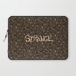Strange Laptop Sleeve