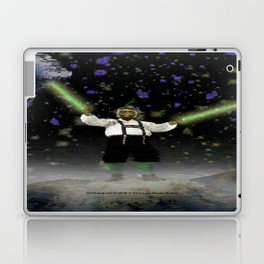 YODA-ling with FORCE - 027 Laptop & iPad Skin