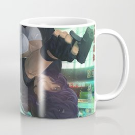 Motoko Kusanagi Coffee Mug