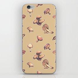 Fungi pattern iPhone Skin