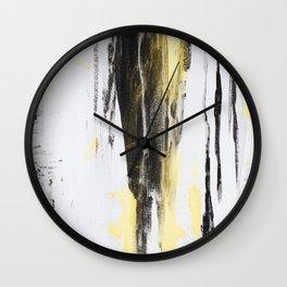 Mythical Birch - 2018 Wall Clock