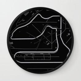 Sebring International Raceway Wall Clock