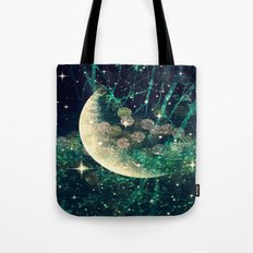 Moon Dust Tote Bag