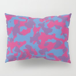 Trending Colors Girly Camouflage Pillow Sham