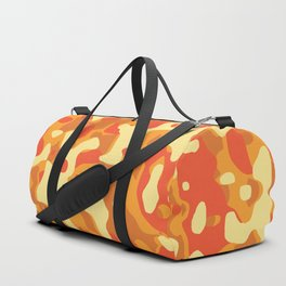 Bright Camouflage Duffle Bag