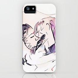 Los Caprichos ~ 10 ~ Love and Death iPhone Case