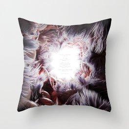Seaside Headache Throw Pillow