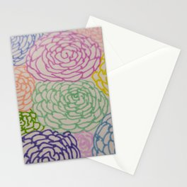 Flowers Festival Stationery Cards