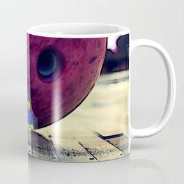 The dude abides - The Big Legowski Coffee Mug