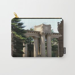 Palace Fine Arts Pillars And Urn Carry-All Pouch