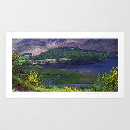 Borrowdale Art Print