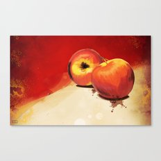 Adam's Apple Canvas Print