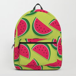 Juicy Watermelon Slices Backpack