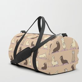 ALPACA YOGA Duffle Bag