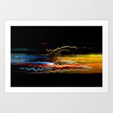 BY-PASS_NY 09 Art Print