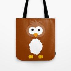 Minimal Owl Tote Bag