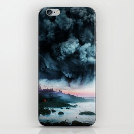 Atomic Boy iPhone Skin