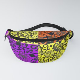 Crowns Have It Fanny Pack