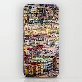 Bella Napoli iPhone Skin