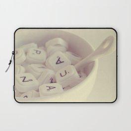 sopa de letras Laptop Sleeve