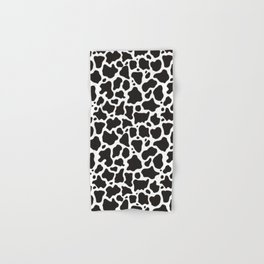 Cow pattern background Hand & Bath Towel
