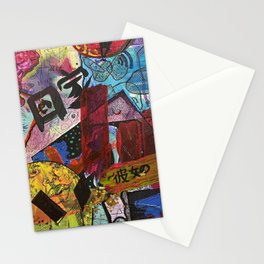 EACAPE Stationery Cards