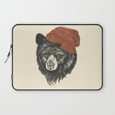 zissou the bear Laptop Sleeve