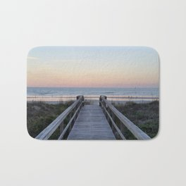 Take Me to the Beach Bath Mat