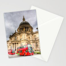 St Paul's cathedral London Stationery Cards
