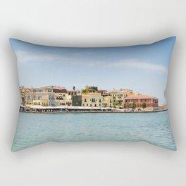 Venetian Port Rectangular Pillow