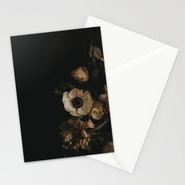 winter blooms Stationery Cards