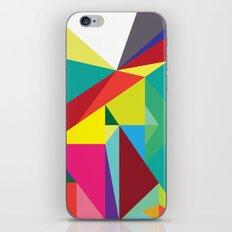 Geo-01 iPhone & iPod Skin