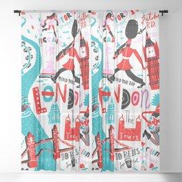 The Landmark London Sheer Curtain