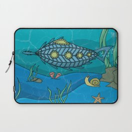Nautilus under the sea Laptop Sleeve