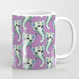elephant unicorn alien Coffee Mug