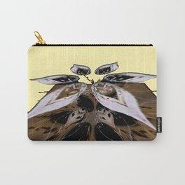deconstructed flower 3d digital art Carry-All Pouch