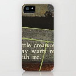 Breadcrumbs: Thumbelina iPhone Case