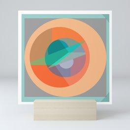 Roundel No. 2 Mini Art Print