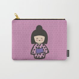 Geisha Dress Code (pink) Carry-All Pouch
