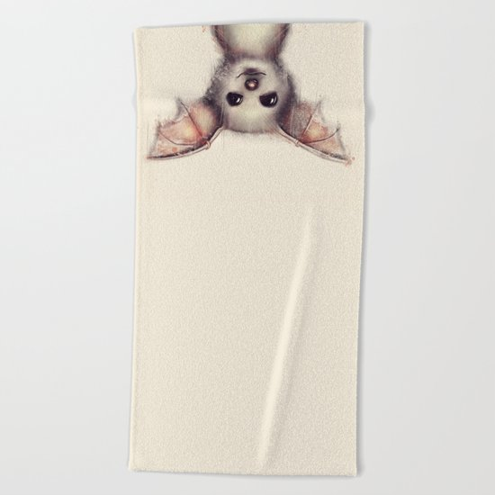 Hang in there! Beach Towel
