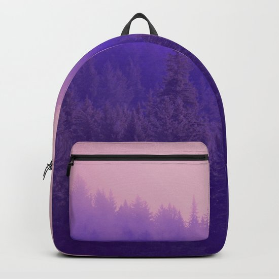 Rose Quartz Fog Backpack