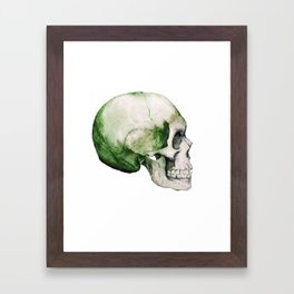 Skull 06 Framed Art Print