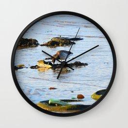 Trash Bird, #5 Wall Clock