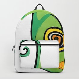 Greenie Meanie Backpack