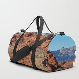 Valley of Fire Blacktop Duffle Bag